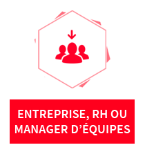 Espace entreprise, RH ou Manager d'équipes